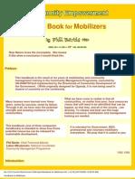 Handbook Fof Social Mobilization