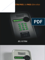 Catalog Electra Noiembrie 2007
