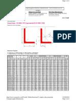 Unequal Angles ...BS 4848-4 1972 (Superseded by BS en 10056-11999) Dim_pr