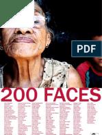 200 Faces