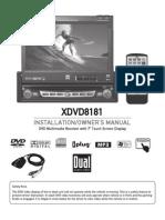 xdvd8181