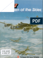 [Wargame] [Avalon Hill] B17 - Queen of the Skies
