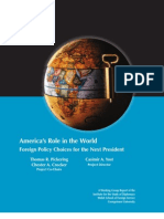 Americas Role in the World