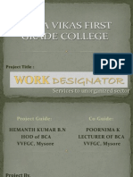 Work Design at Or