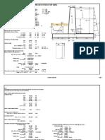 Concrete Wall Design ( SBR )
