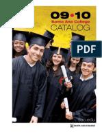SAC Catalog 09-10