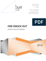 FireXit Pty Ltd FKO Brochure