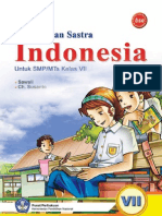 BSE Bahasa Indonesia Kelas 7
