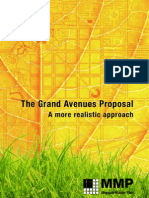 Mayapur Master Plan -The Grand Avenues Proposal - 2012