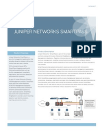 Juniper WLM SmartPass Management DS