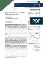 2012 May Isyatirim Bank Asya Report