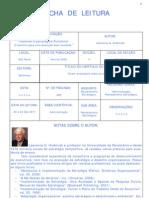 Ficha de Leitura - Fazendo a Estratégica Funcionar