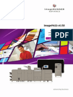 ImagePASS A1 B1 Brochure High Res