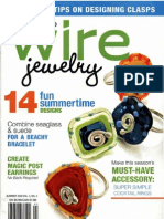 Step by Step Wire Jewelry Vol.5 No.3 2009 Summer
