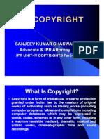 Copyright Act UNITIV ( PART I) [Compatibility Mode]
