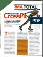 Mundo CrossFit (Madrid, España) en la Revista Triatlón