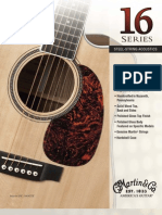 Martin 16 Series Brochure