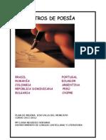 Poemas de los países del Plan de Mejora 2011-2012