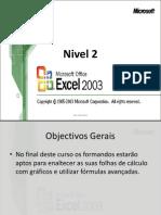 Excel 2003 Nivel 2 Amb