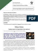 Guía. Estructura Discurso Público