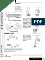 Aeroquip Thread Identification Guide