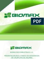 Presentacion Biomax Larga Per 9Nov10 SV