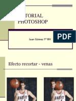 Efecto Recortar - Venas Juan Gomez