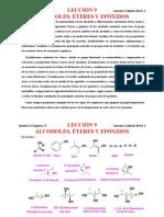 Esteres y Epoxidos.reacciones(Pag33)