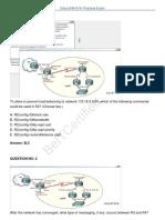Testking Cisco 640-816