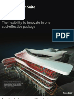 Autodesk Building Design Suite Brochure
