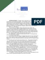 Ken White Resume