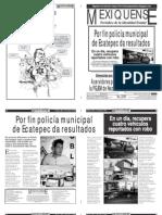 Versión impresa del periódico El mexiquense 17 mayo 2012