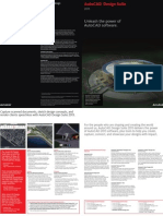 Autocad Design Suite 2013 Folleto