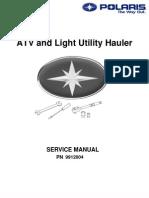 polaris atv service manual repair 1985 1995 all models rh scribd com
