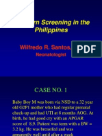 Newborn Screening Summary 2010