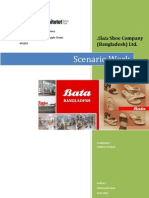 Scenario Work on Bata Bangladesh