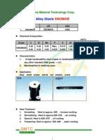 Alloy Steels SNCM439
