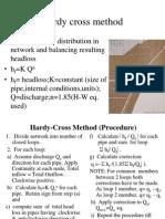 Hardy Cross Method Complete