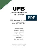 5.- PFC - ERP Recursos Humanos