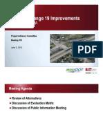 12-06-05 I-91 PAC Meeting Materials