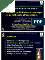 Grande conférence sur l'Afrocentricité et le Panafricanisme