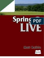 Spring Live