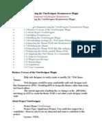 Theme Development Using the View Designer Dream Weaver Plugin