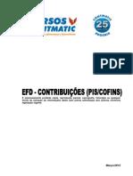 Efd Contribuicoes PIS COFINS