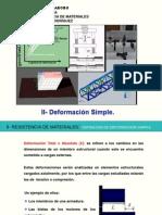 presentacion deformacion