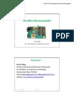 Vi điểu khiển 8051 chương 1 - Introduction to Microcontrollers