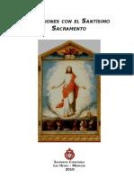 anonimo - devocionario eucaristico