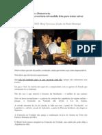 A Dilma aumentou a Democracia com a Comissão da Verdade