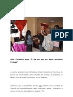João Portelinha lança - Caala II