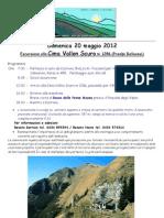 Cima Di Vallon Scuro 2012